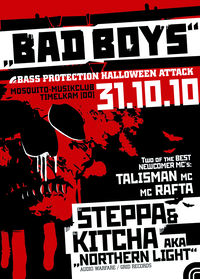 Bad Boy´s im MOSQUITO MUSIK CLUB [GEI]