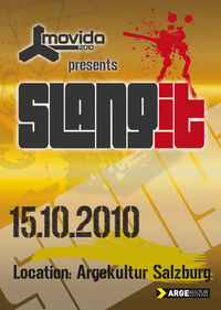 Movida Concerts present: SLANG IT!