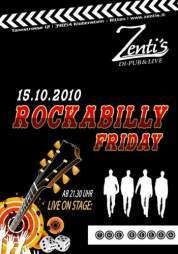 Rockabilly Friday Live on Stage