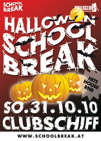 Halloween School Break