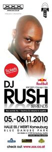 DJ Rush - The biggest Werft Clubbing ever!