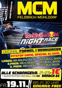 Red Bull Night Race!