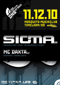 Bass Protection / Drum and Bass Attack pres. SIGMA