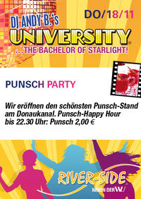 University - Punsch party