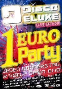 1 euro party: