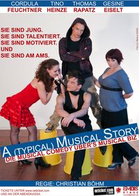 AMS - A (typical) Musical Story @Theater Center Forum