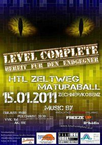 HTL Ball Zeltweg 2011 - Level Complete