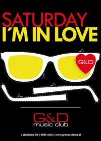 SATURDAY - i´m in love