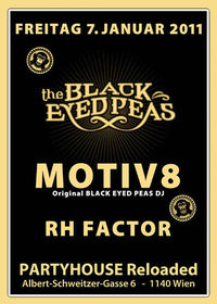 The Black Eyed Peas DJ Motiv8
