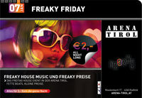 Freaky Friday@Arena Tirol
