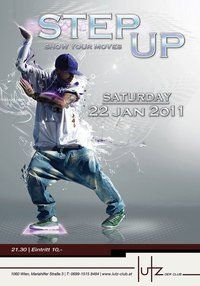 STEP UP - show your moves