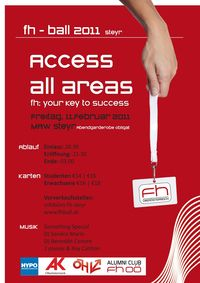FH Ball 2011 - FH:your key to success