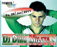 Dj Dino Mileta