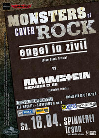 Monster Of Coverrock (Böhse Onkelz, Rammstein)
