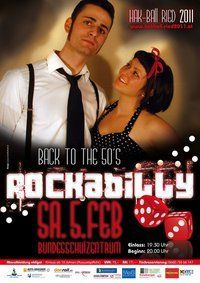 HAK Ball Rockabilly - Back to the 50s