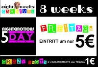 Eight Weeks Carnival Friday
