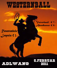 Westernball 2011