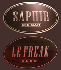 Saturday Saphir - le freak
