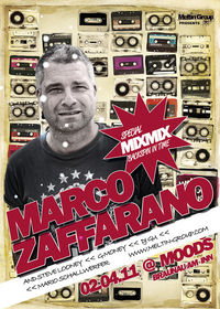 MIXMIX Special with Marco Zaffarano