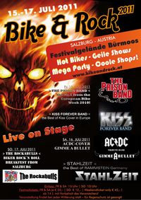 Bike&Rock-Festival 2011