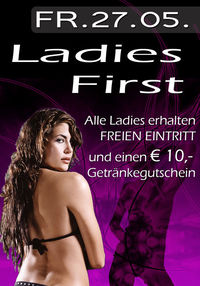 Ladies First !