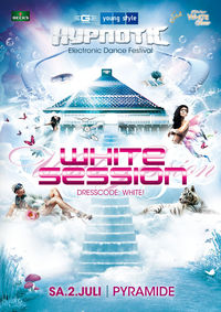 Hypnotic White Session
