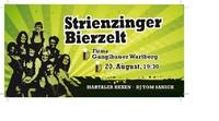 Strienzinger Bierzelt
