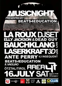 Music Night presented by Beats4Education
