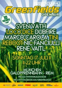 10 Years Greenfields Open Air 2011