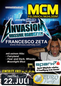 Invasion Massive Hardstyle, Francesco Zeta live