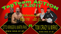 Wrestling TagTeam-Action