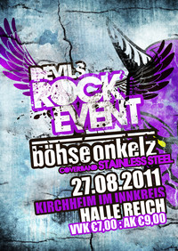 Devils Rock Event