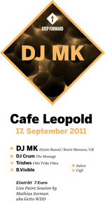 Step Forward feat. DJ MK (London)