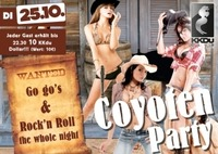 Cojote Ugly Party