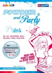 POWDER and PARTY 2011