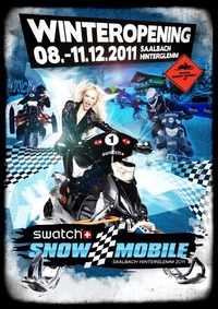 Swatch Snow Mobile 2011