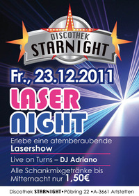 Laser Night by Clubcontrollerz
