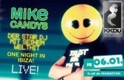 StarDJ Mike Candys Live!