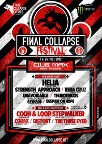 Final Collapse Fest 4