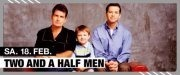 Two and a half Men@Empire St. Martin