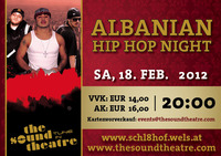 Albanian Hip Hop Night