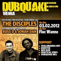 Dubquake Vienna #12 feat. The Disciples (UK)
