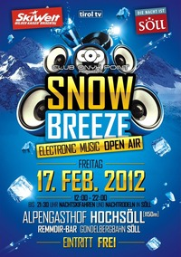 Snowbreeze Open Air 