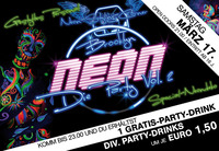 Neon - Die Party Vol. 2 - DJ Raverdiago