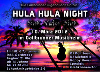 Hula Hula Night