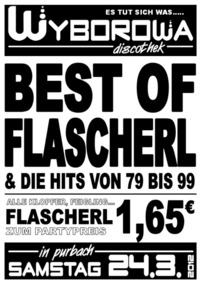 Best of Flascherl - the Ultimate Klopfer night