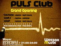 Puls Club Opening