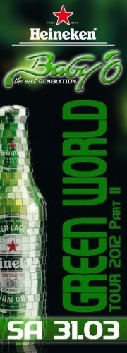 Heineken World Tour Part II