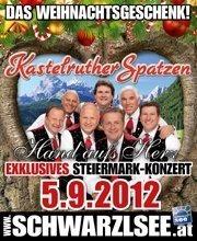 Kastelruther Spatzen Live