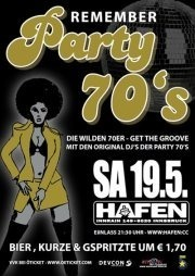 Remember Party 70's